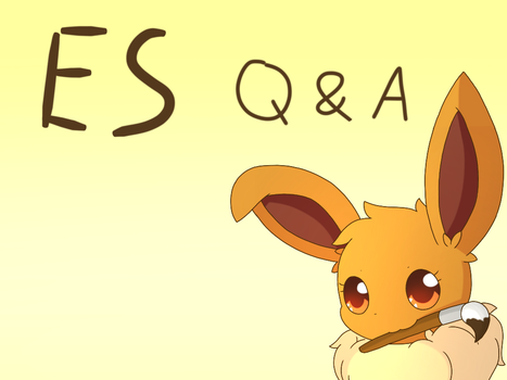 Eeveelution Squad: Q and A -Open- by PKM-150