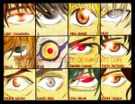 Death Note Eyes by Randazzle100