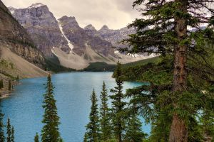 Moraine Lake by MisterKrababbel