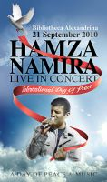 Hamza - day of peace concert by omrantheone