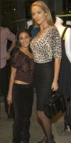 Emmanuelle Chriqui and Elizabeth Berkley by lowerrider
