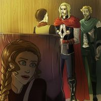 A word from Thor by gavorche-san