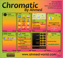 Chromatic By Ahmed by AhmedWorld