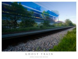 Ghost Train by cezars