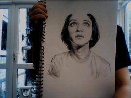 Brian Molko by lucydoops