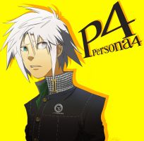 Yaz in Persona 4 by Pheoniic
