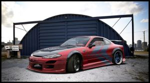 Nissan Silvia S15 by Fonty-Designs