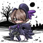 (gift)Master of the Crows by bunnyb133