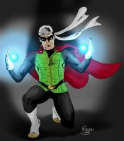 The Great Saiyaman by stinson627