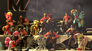 Team poster by Docta-Amazin