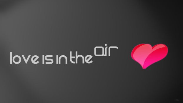 Love is in the air by NeneDs