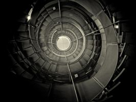 Glasgow Lighthouse Stairs by euancraine