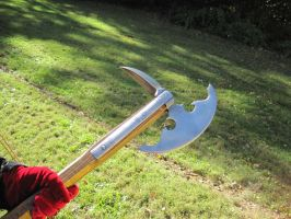 Footman's Axe 1 by Andaltno