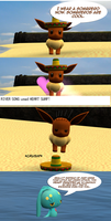 Eeveedoc - sombreros at the beach. by mattwo