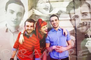 PARAMORE wallpaper by nataschamyeditions