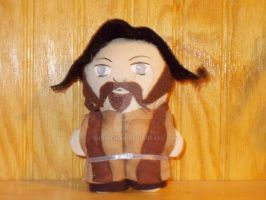 Bofur Mini Plushie by snowtigra