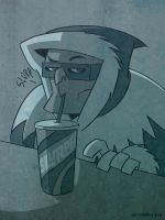 Captain Cold by donutandwhisky