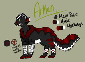 Arkan Reference by Nix-Sil