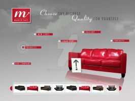 Furniture salon- Web by d-arty