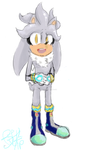 Silver My Bby by blackthehedgehog1