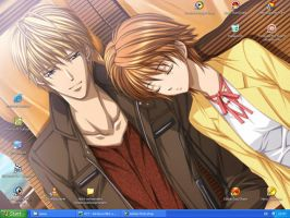 Skip Beat - Desktop 1.3 by Silver-Nightfox