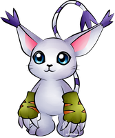 AT-Gatomon by ClankLover2107