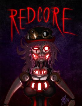 Red Core by BunnyBennett