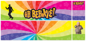 Oh Behave 2oo8  -bus design by Tsnaggen