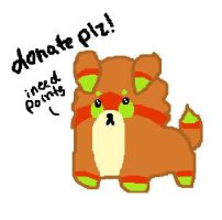 Donate Plz by ChammiBee