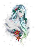 ID 003    Christmassy eh? by mijanee