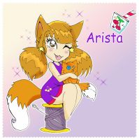 Chibi Arista by TRALLT