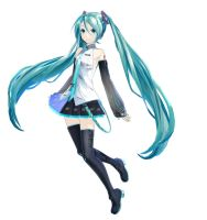 Hastune Miku MMD V3 REMmaple by Renn-T