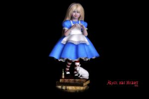 Alyce has Heart by Dani3D