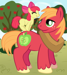 Pony Back Ride by waise