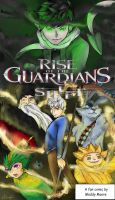 Rise of the Guardians - Shift by SilverFei