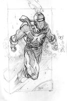 Wildfire: Pencils by stokesbook