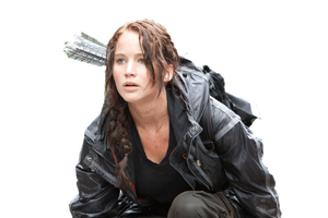 Katniss Everdeen - The Hunger Games PNG by PaulaML