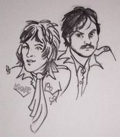 The Mighty Boosh by Lovelyruthie