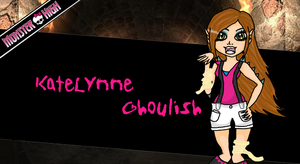 Katelynne Ghoulish Wallpaper by Gomamon4life