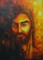 The Inheritor of Jesus Christ by Adel-Alabbasi