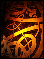 Celtic Shield by Siobhan68