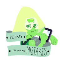 it's okay to make mistakes * su by ghost8oy