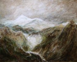 Welsh mountains by delph-ambi