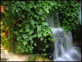 Waterfall by jayvoh by Scapes-club