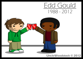 Edd Gould Tribute by UncleWoodstock