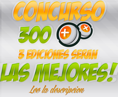 ++CONCURSO 300 POINTS++ {CERRADO} by OhMyFuckingArt