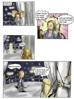 To Hell with Celeborn Slashes by bluphino