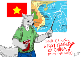 South China Sea by Draconica5