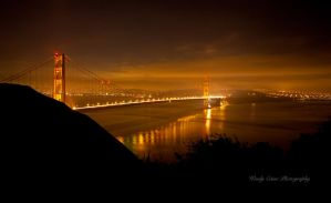 Golden Gate Bridge.... by zootnik