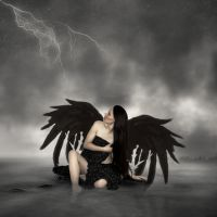 broken wings by iCasseith